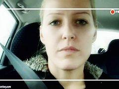 Стефанина участвует на подпольном кастинге
